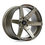 Cosmis Racing S1 Wheel (Bronze) - 18x10.5 / 5x114.3 / Offset +5