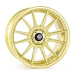 Cosmis Racing R1PRO Wheel (Gold) - 18x10.5 / 5x114.3 / Offset +32