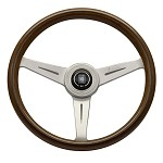 Nardi Classic Wood (Marine) - 360mm (Satin / Light Mahogany)