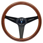 Nardi Deep Corn - 350mm (Wood Grain / Black Spoke)