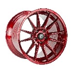 Cosmis Racing R1PRO Wheel (Hyper Red) - 18x12 / 5x114.3 / Offset +24