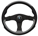 Nardi Leader - 350mm (Black & Grey / Black)