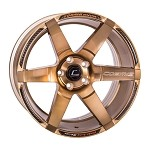 Cosmis Racing S1 Wheel (Hyper Bronze) - 18x10.5 / 5x114.3 / Offset +5