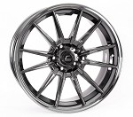 Cosmis Racing R1PRO Wheel (Black Chrome) - 18x10.5 / 5x100 / Offset +32