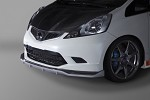 Spoon Sports Carbon Front Lip Spoiler - Honda Fit GE8
