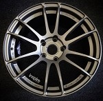 Rays Wheels Gram Lights 57Xtreme Matte Graphite 17x9 +22 5x114.3