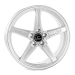 Cosmis Racing R5 Wheel (Silver) - 18x8.5 / 5x108 / Offset +40