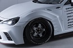 Aimgain Front Wide Fender (+30mm) - Scion FRS / Subaru BRZ