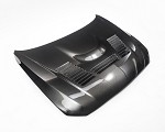 Agency Power Carbon Fiber Dual Sided Vented Hood - BMW F22 2 Series / F87 M2