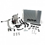 AMS Alpha Performance Supercharger Cooler System - Audi S4/S5 B8.5