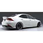 Artisan Spirits Black Label Rear Trunk Spoiler (CFRP) - Lexus IS F-Sport (GSE/AVE/ASE 3) 2016-
