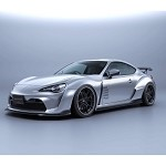 Artisan Spirits Black Label Wide Fender Kit (FRP) - Toyota 86 2013+
