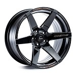 Cosmis Racing S1 Wheel (Black) - 18x9.5 / 5x114.3 / Offset +15