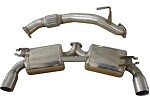 Berk Technology Cat-Back Dual Exhaust 3