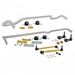 Whiteline Front & Rear Sway Bar Kit (24mm F / 22mm R) - Audi TT MK3 FV 2016+ / Volkswagen Golf / GTI MK7 15-18