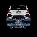 AWE Touring Edition Exhaust with Front Pipe - Honda Civic Type R FK8 2017+
