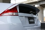 CWEST INSIGHT/ZE2 (INSIGHT ZE2) Insight Rear Spoiler FRP