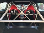 EVS Tuning 4 Point Roll Bar - Honda Civic Type R FK8