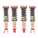 Function Form Type 1 Fixed Damping - Honda Civic EF / CRX 89-91
