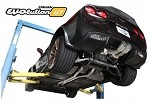 GReddy Evolution GT Catback Exhaust - Chevrolet Corvette Z06 2005-2013