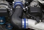 GReddy Carbon Fiber Direct Suction Tube - Scion FR-S / Subaru BRZ 2013+