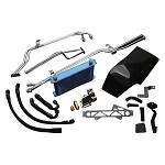 GReddy DCT Transmission Cooler Kit - Nissan GT-R 2009-11