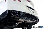 GReddy Supreme Titanium Exhaust (94mm) - Nissan GT-R 09-14