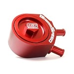 GrimmSpeed Air Oil Separator (Red) - Subaru Turbo WRX 02-07/ WRX STI 04-19