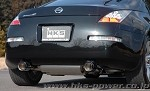 HKS Full Dual Exhaust - Nissan 350Z 03-08
