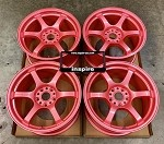 Rays Wheels Gram Lights 57DR Sakura Pink 17x9.0 +38 5x114.3