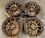 Yokohama Wheels Advan Racing RZ 16x8.0 +38 4x100 Bronze