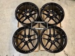 Enkei Racing TY5 18x9.5 +35 5x114.3 Black