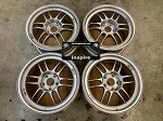 Enkei Racing RPF1 17x8.0 +35 5x114.3 Bright Silver