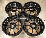 Yokohama Wheels Advan Racing RS-D 18x9.0 +35 5x114.3 Matte Black