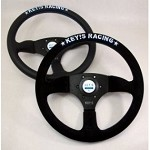 Key's Steering Wheel - Drift Type 325mm Suede