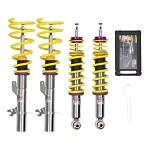 KW Suspension Variant 3 (V3) Coilovers - Audi A4, S4 (B9) Sedan; A5 Coupe; Quattro; without electronic damping control (50mm)