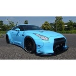 Liberty Walk Works Front Bumper (FRP) - Nissan R35 GT-R
