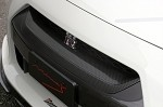 Mines Front Carbon Grill - Nissan GT-R R35