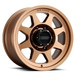 Method Race 701 HD Wheel - 18x9.0 / Offset +18 / BS 5.75in / PCD 8x6.5 (Method Bronze)