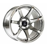 Cosmis Racing MR7 Wheel (Black Chrome) - 18x10 / 5x114.3 / Offset +25