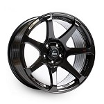 Cosmis Racing MR7 Wheel (Black) - 18x10 / 5x114.3 / Offset +25