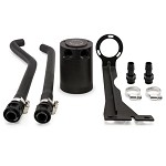 Mishimoto Baffled Oil Catch Can Kit - Ford Fiesta ST 2014+