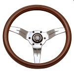 Nardi Deep Corn - 330mm (Mahogany Wood / Glossy Spokes)