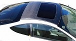 NRG Carbon Roof Cover Overlay - Acura RSX DC5 with Sunroof 02-06