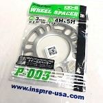 Project Kics 3mm Universal Spacers (2pk)