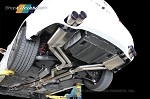 GReddy Racing Ti Exhaust - Lexus IS-F 08-14
