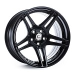 Cosmis Racing S5R Wheel (Black) - 17x10 / 5x114.3 / Offset +22