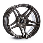 Cosmis Racing S5R Wheel (Bronze) - 17x10 / 5x114.3 / Offset +22