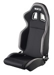 Sparco R100 Racing Seat - Black / Grey