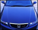Spoon Sports Carbon Bonnet - Honda Accord CL7 (early model)